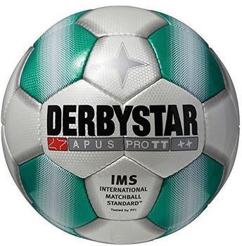 derbystar Apus Pro TT weiß/grün 5