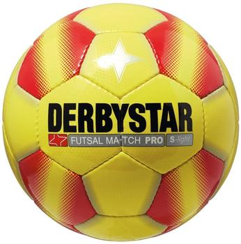 derbystar Futsal Match Pro S-Light gelb/rot 4
