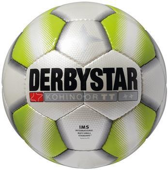derbystar Kohinoor TT weiß/grün 5