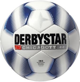derbystar Chicago TT weiß/blau 4