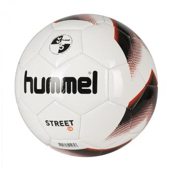 hummel 1,0 Street white/black/fiery coral 5