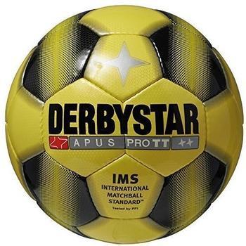 derbystar Apus Pro TT gelb/schwarz 5