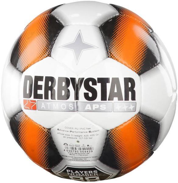 Derbystar Atmos APS weiß/schwarz/orange