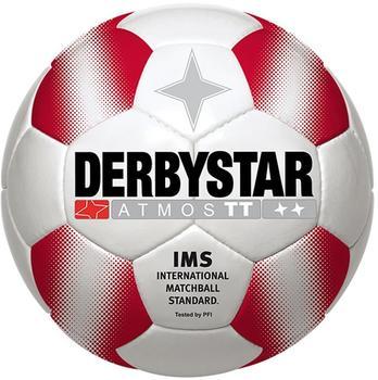 derbystar Atmos Pro TT Trainingsball weiß