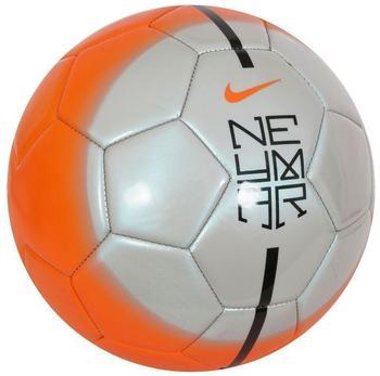 Nike Neymar Prestige, Fußball (Orange-Grau) Grey Size 5