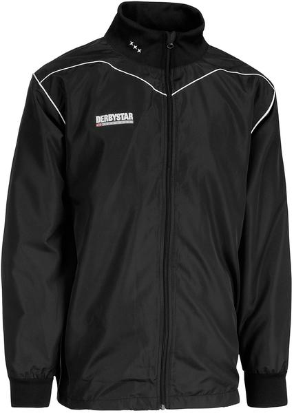 derbystar Windbreaker Brillant -6011-, Farbe:schwarz, Größe:140
