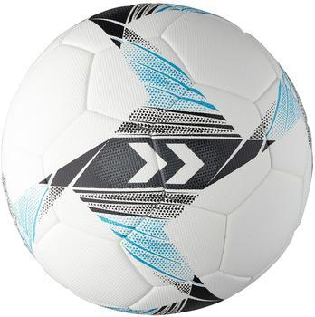 hummel Blade Football 2015, White/Black/Methyl Blue, 5