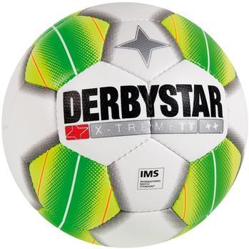 derbystar X-Treme TT weiß/neongelb/neongrün 5