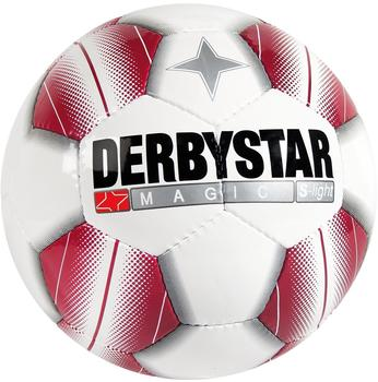 derbystar Magic S-light weiß/rot 4