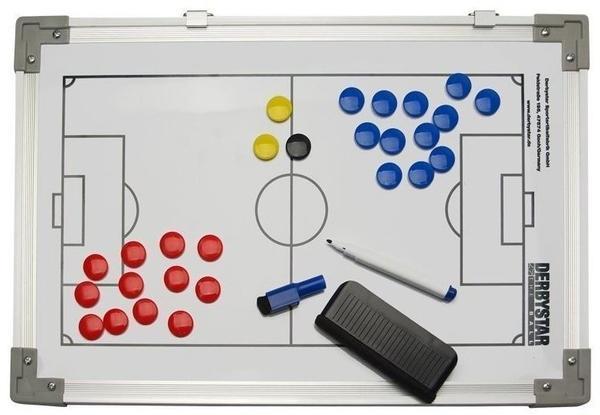 Derbystar Fussballtaktiktafel 45 x 30 cm