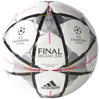 Adidas Uefa Champions League Final Milano 2016 Matchball Replica