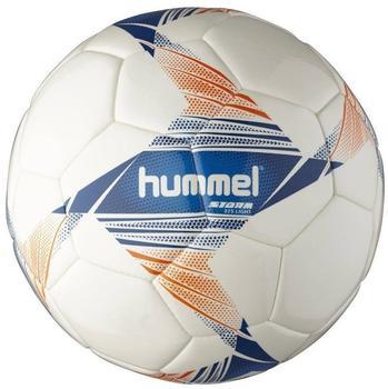 hummel Storm Light Football white/blue/orange 4
