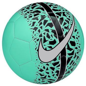Nike Fußball React - 5|387 GREEN GLOW/BLACK/SILVER