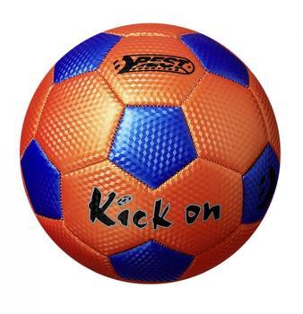 BEST Fußball Kick On - orange/blau