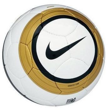Nike Catalyst Team weiß/gold/schwarz 5