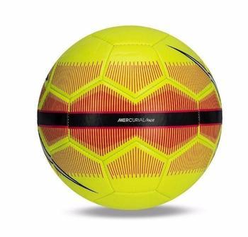 Nike Mercurial Fußball Volt/Pink Blast/White, 6