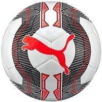 Puma evoPOWER 5.3 Trainer HS white-red blast-puma blac, Größe 5,