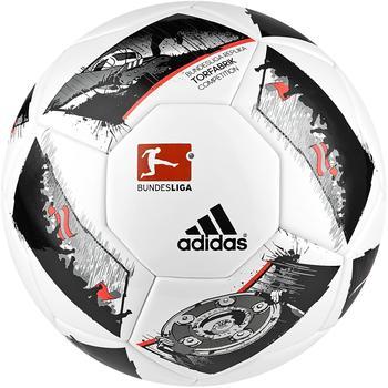 adidas Dfl Comp - white/black/solred, Größe:4