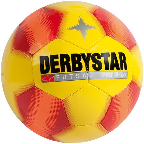 Derbystar Futsal Pro S-Light, 3, gelb rot, 1087300537