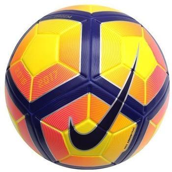 Nike Ordem 4Fußball, Gelb, Größe 5