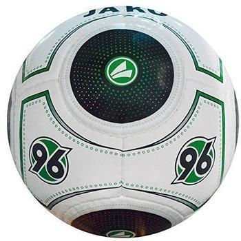 Jako Hannover 96 Ball weiss/grün 5