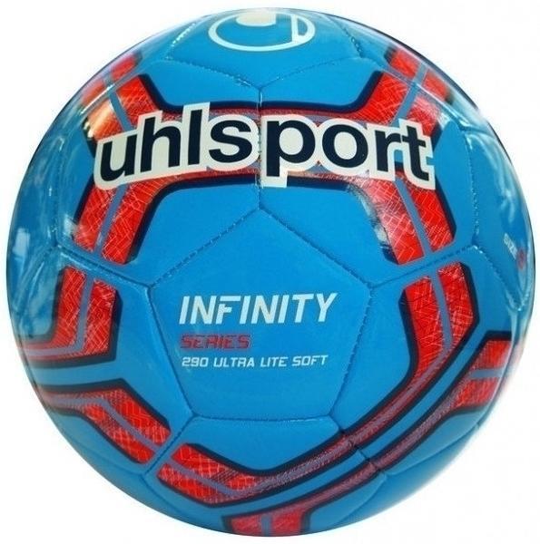 Uhlsport Infinity 290 Ultra Lite Soft blau (Größe: 5)
