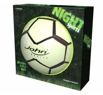 John Fußball Glow in the dark Gr.5