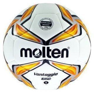 Molten Fußball Leichtball 290g weiß/orange 5
