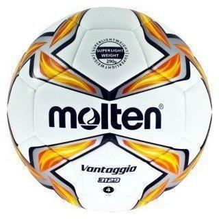 Molten Fußball Leichtball 290g weiß/orange 4