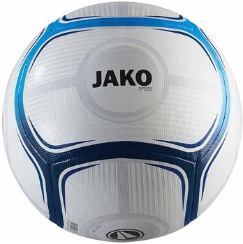 Jako Trainingsball Speed, weiss-blau 5