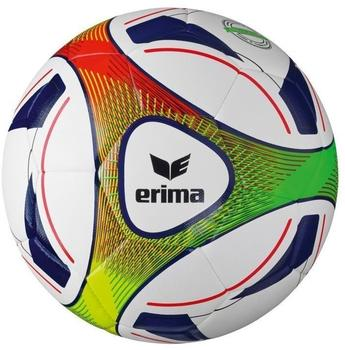 Erima Hybrid Training Fußball dark blue/red 5
