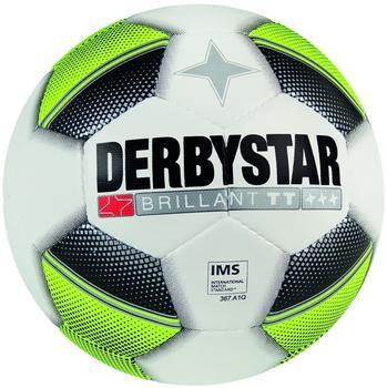 Derbystar Brillant TT weiß/gelb/schwarz