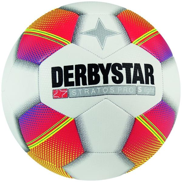 Derbystar FB-Stratos Pro S-Light Fußball Trainingsball Größe 4