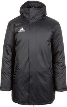 Adidas Core 15 Stadionjacke schwarz