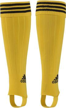 Adidas 3-Streifen Stutzen sunshine/black