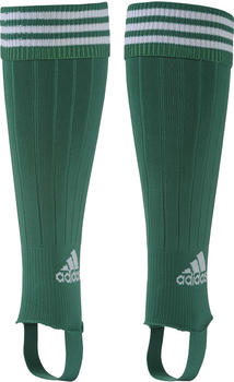 Adidas 3-Streifen Stutzen twilight green/white