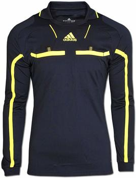 Adidas Referee WM 2010 Trikot langarm schwarz