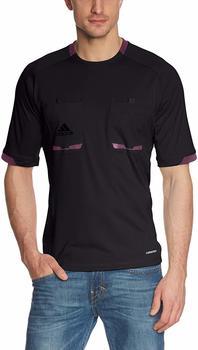 Adidas Referee 12 Trikot kurzarm schwarz