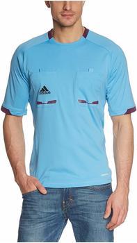 Adidas Referee 12 Trikot kurzarm hellblau