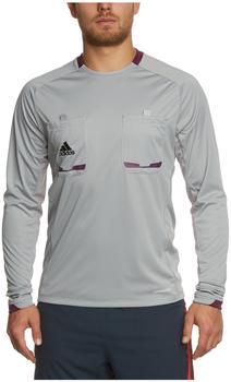 Adidas Referee 12 Trikot langarm grau