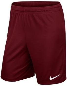 Nike Park Dri-Fit Knit Shorts team red