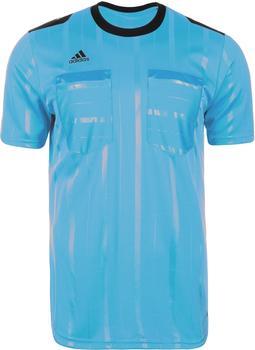 Adidas UCL Schiedsrichter-Trikot 2015 bright cyan