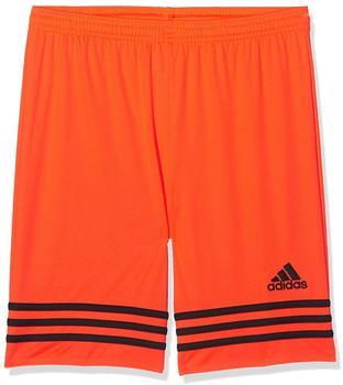 Adidas Entrada 14 Shorts Kinder orange