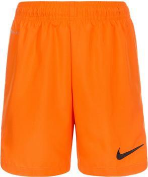 Nike Laser III Shorts Kinder orange