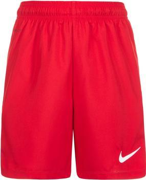 Nike Laser III Shorts Kinder rot