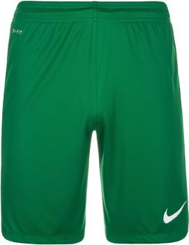 Nike League Knit Shorts grün/weiß