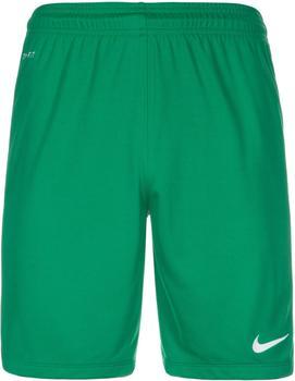Nike League Knit Shorts Kinder grün