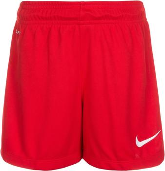 Nike League Knit Shorts Kinder rot