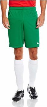 Nike Park II Shorts grün