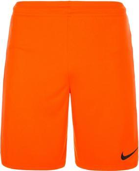 Nike Park II Shorts orange